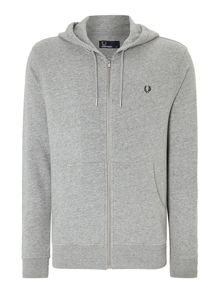 Hoody zip sweat