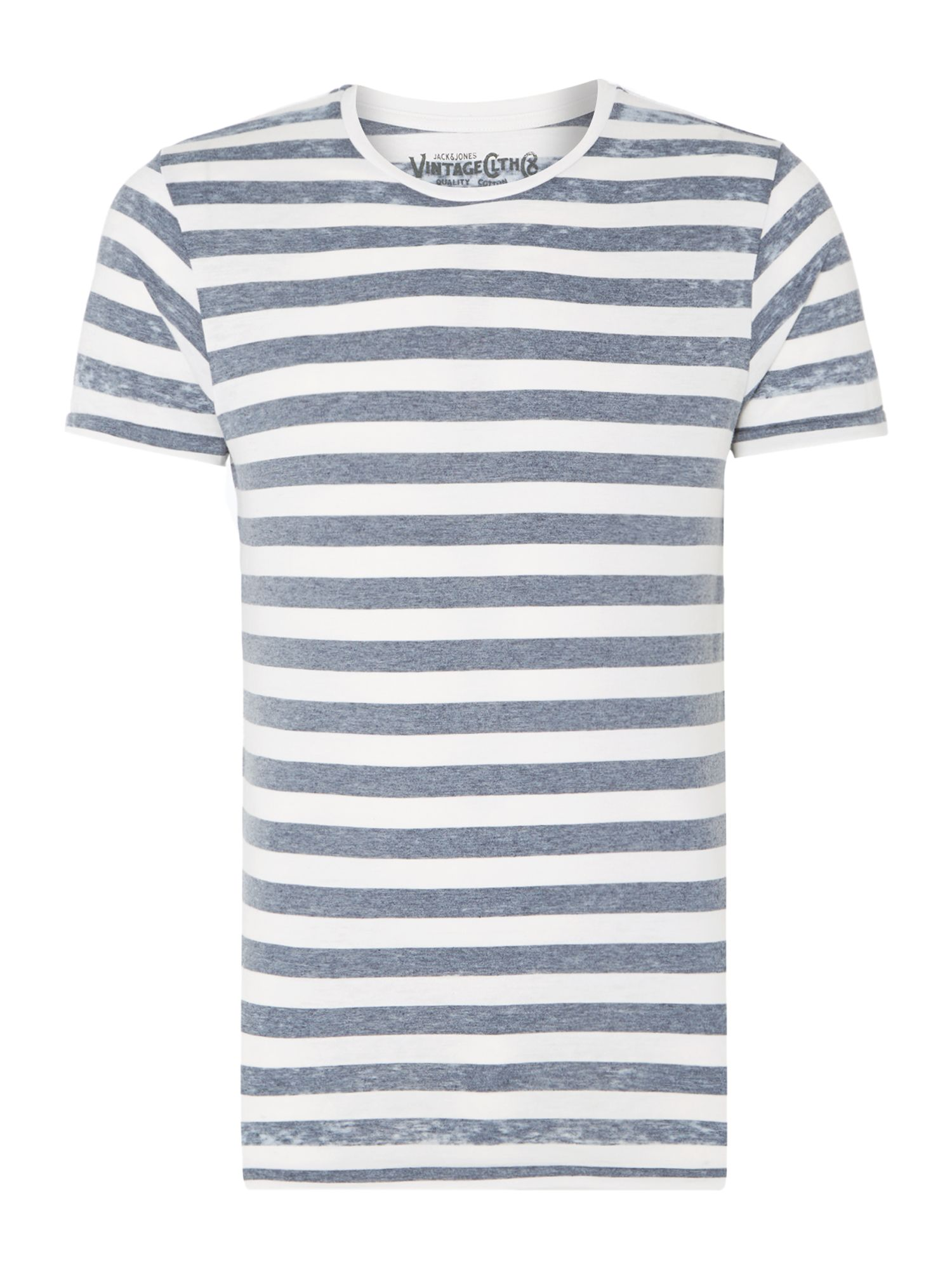 Mens Jack  Jones Mens Narrow Striped Top $15.00 AT vintagedancer.com