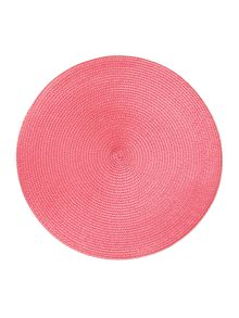 Oslo Placemat Pink set of 4