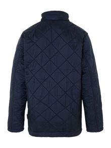 Boys Pantone quilted jacket