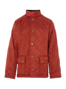 Barbour Boys Pantone quilted jacket