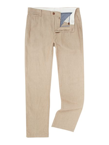 Linea Rover linen trousers