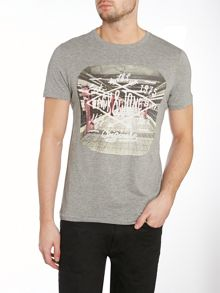 Mens photo forward tee