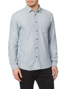Mens winstron chambray shirt