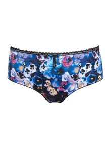 Pansy short