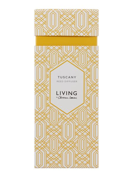 Living by Christiane Lemieux Tuscany reed diffuser