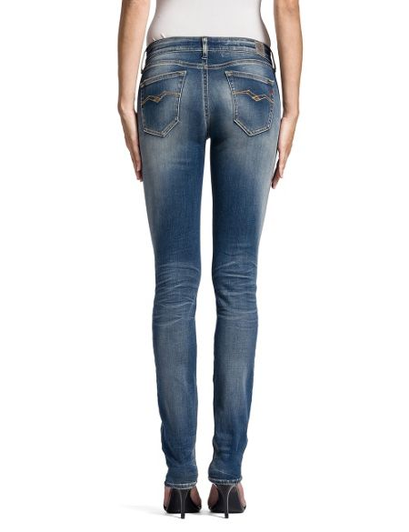 Replay Vicki Straight Jeans