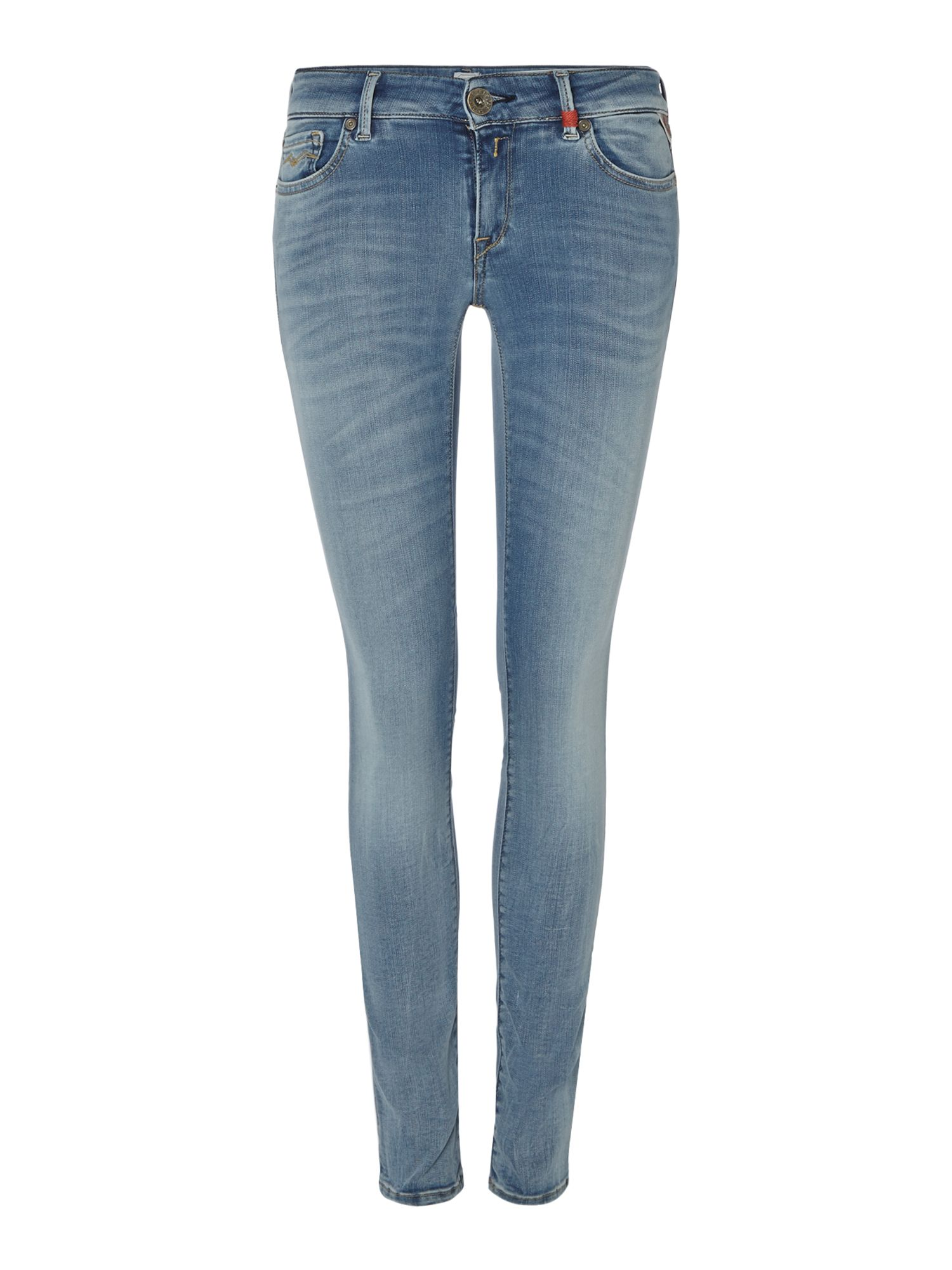Luz Skinny Jeans Hyperflex, Light Blue