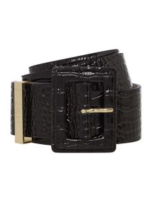 Natasha wide waist belt
