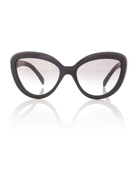 Prada Sunglasses 0PR 08RS Cat Eye Sunglasses