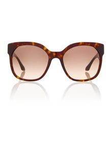 Prada Sunglasses 0PR 10RS Irregular Sunglasses
