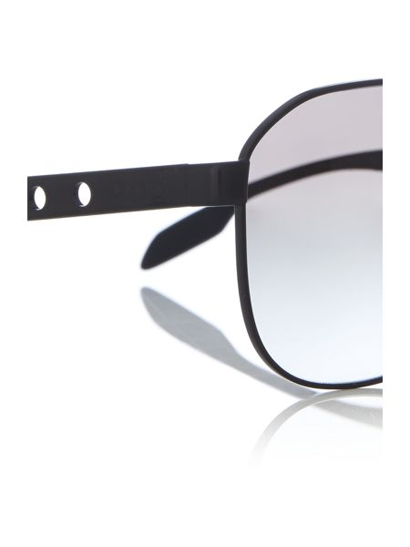 Prada Sunglasses 0PR 51RS Aviators Sunglasses