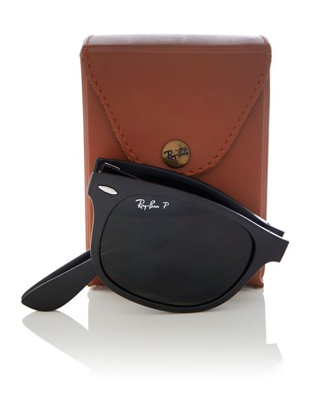 Ray-Ban 0RB4223 Square Sunglasses
