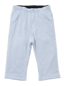 Baby boys jersey trousers