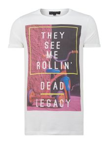 Dead Legacy They See Me Rollin` Tee