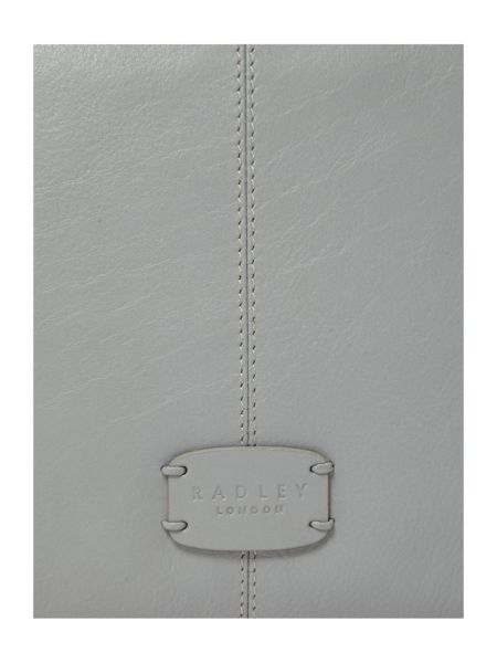 Radley Pocket bog grey large crossbody bag