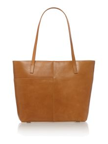 De beauvoir tan large tote bag