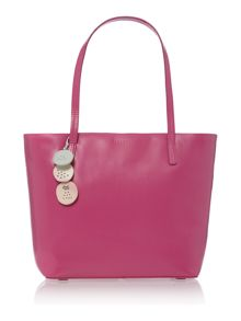 De beauvoir pink large tote bag