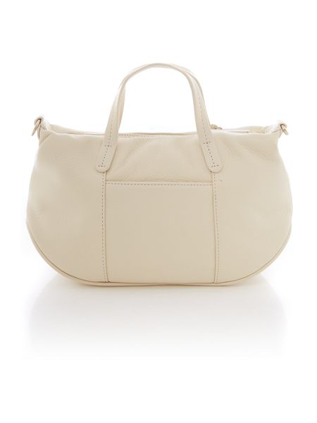 Radley Turnham green ivory small crossbody tote