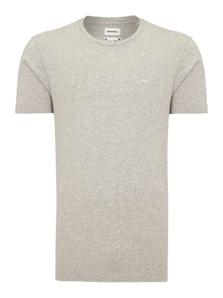 Diesel T-Zosimos Regular Fit Logo T Shirt