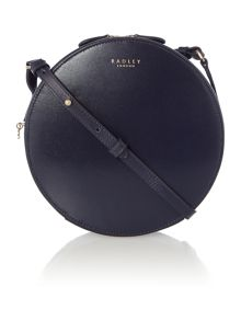 Bloomsbury navy small crossbody