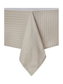 Neutral Jacquard Tablecloth & Napkin Bundle