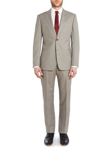 Subtle Check tonal suit