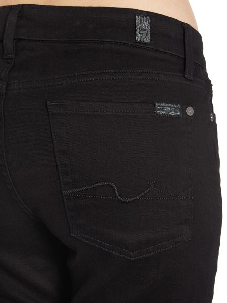 7 For All Mankind Bootcut jeans in Portland Black