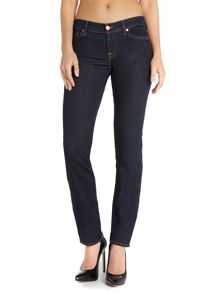 Roxanne slim jeans in Long Dark Beach