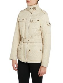 Barbour International Tourer international polarquilt