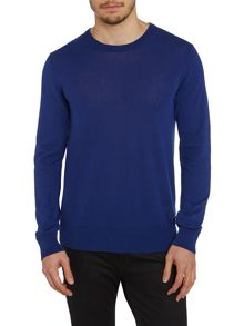 Crew Neck Regular Fit Jumper