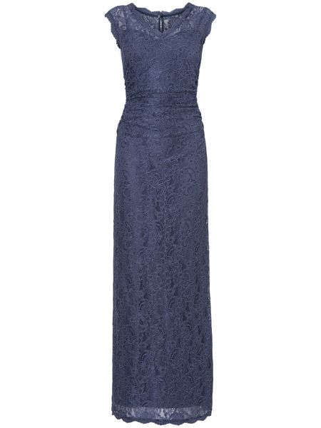 Phase Eight Savannah lace maxi dress