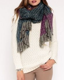 Brushed Autumn Mist Scarf