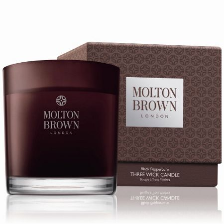 Molton Brown Molton Brown Black Peppercorn Three Wick Candle