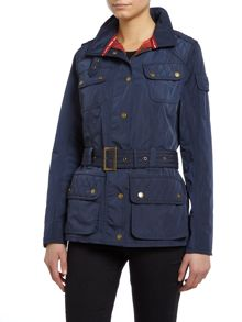 International Electra frazer waterproof jacket