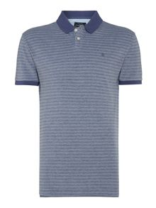 Oscar Pique Short Sleeved Polo Top