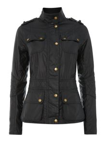 International Electra wax jacket