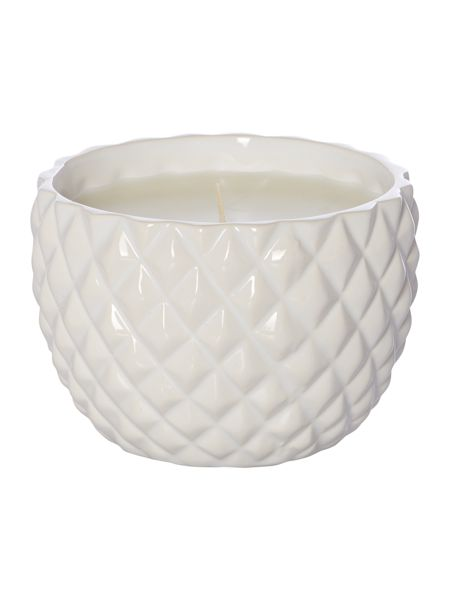 Living by Christiane Lemieux Singapore pineapple candle
