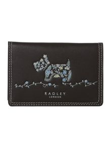Rosemary gardens black credit card holder