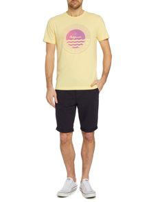 Santa Monica Graphic T-Shirt
