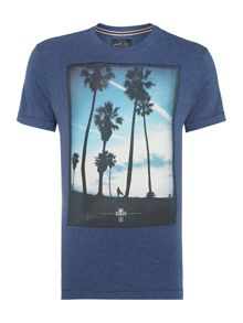 So cal graphic t-shirt