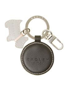 Parkway black key ring