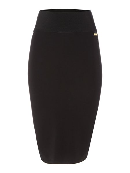 Episode Compressed Knee Length Skirt