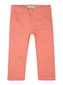 Girl`s cotton woven trouser
