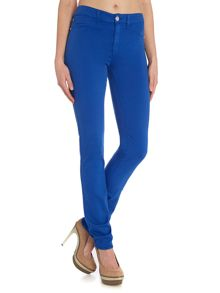 J18 High Waist Slim Colour jean