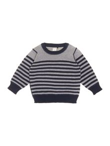 Boys Striped Jumper