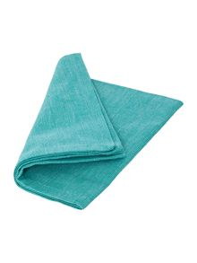 California kitch napkin teal set of 4