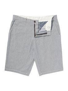 Morris ticking stripe shorts