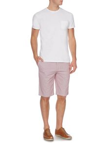 Linea Morris Ticking Stripe Shorts