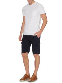 Linea Standard Cotton/Linen Cargo Pocket Short